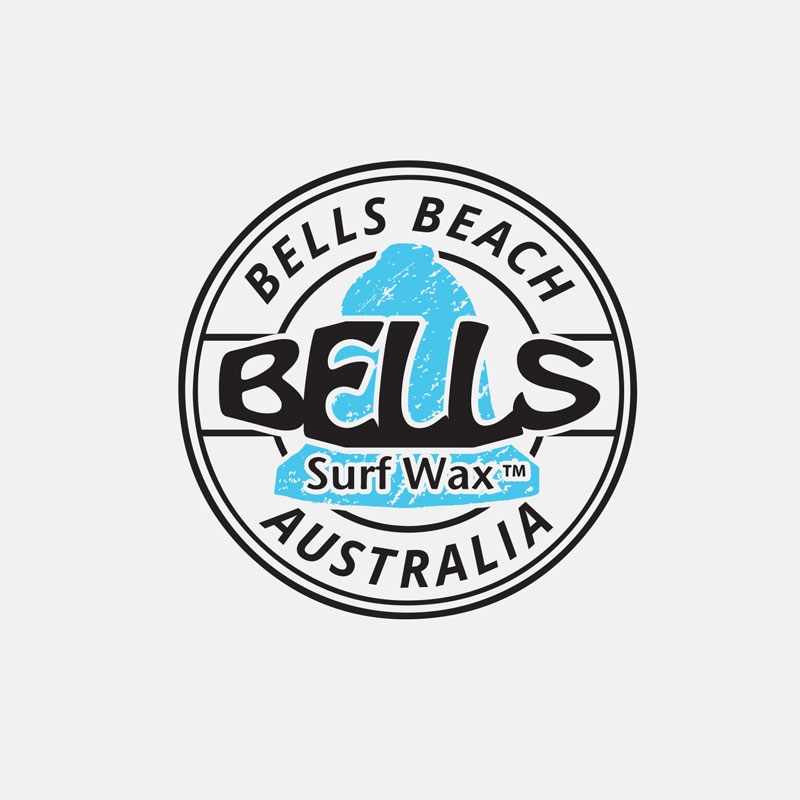Bells Surf Wax brand refresh