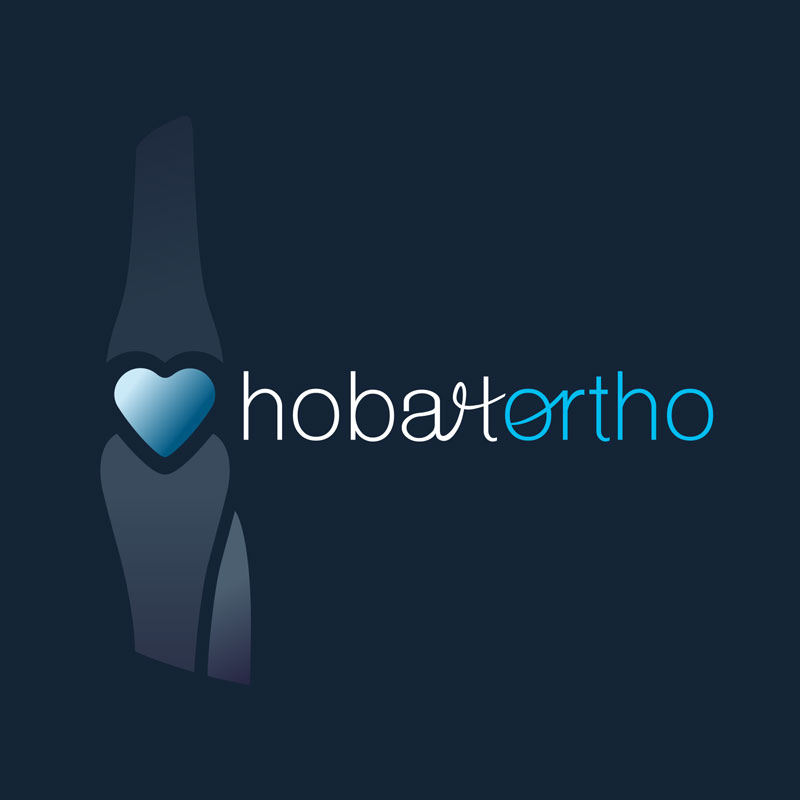 Hobart Ortho branding, marketing and website